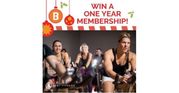 None -  Win One Year of Unlimited Club Access to Best Fitness!