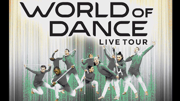None - World of Dance Live! Tour