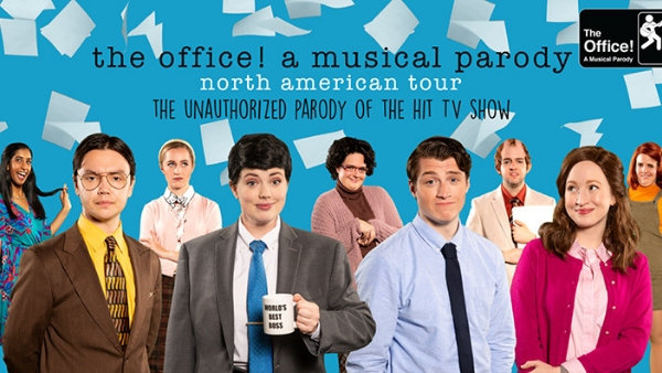 None - Win Tickets To See The Office at The Huntington Theatre!