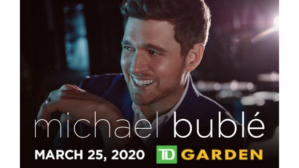 None - Win a pair of tickets to Michael Bublé!