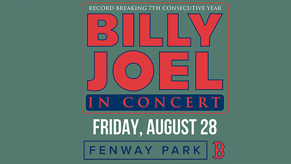 None - Billy Joel at Fenway Park