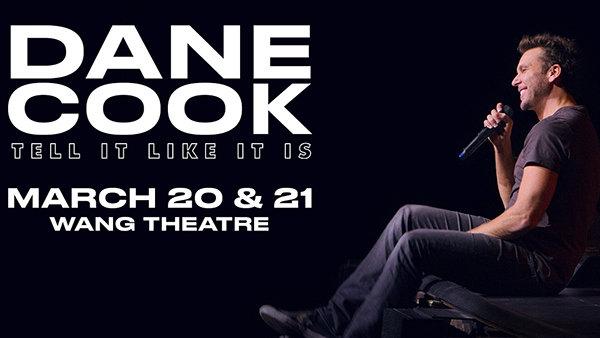 None - Dane Cook