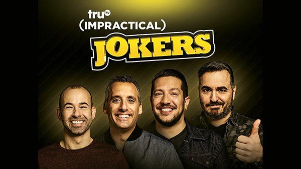 None - Impractical Jokers The Scoopski Potatoes Tour