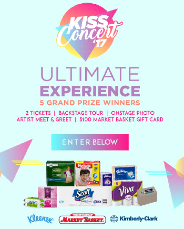 Market Basket - The Ultimate Kiss Concert Experience | Contest ...