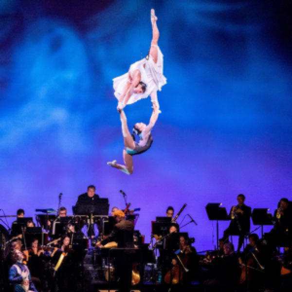 None - Win Tickets to Des Moines Symphony's New Year's Eve Pops: Cirque at the Symphony