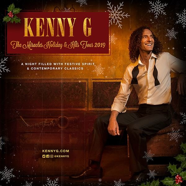 Win Kenny G Tickets!