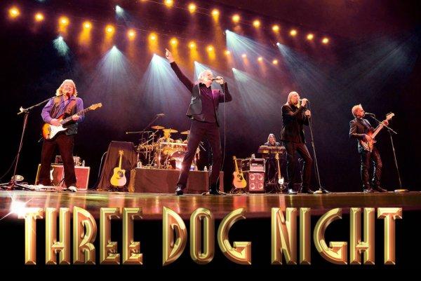 None - Three Dog Night November 30th at The American Bank Center