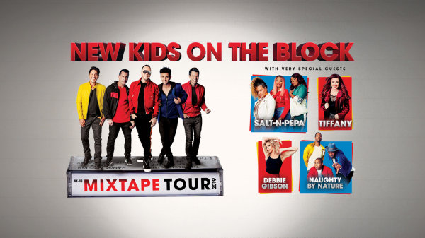 None - Win Tickets to The Mixtape Tour Featuring New Kids on The Block!