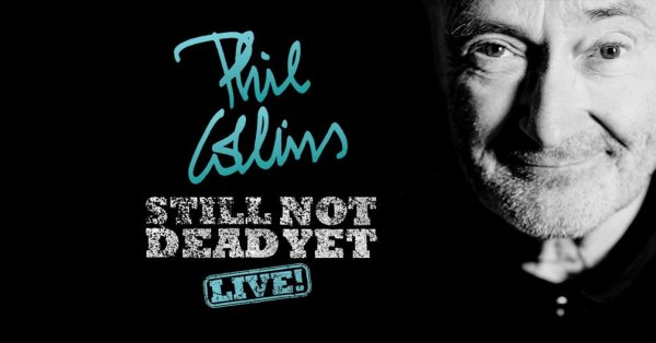 None - Phil Collins Sept. 24th at The Toyota Center in Houston