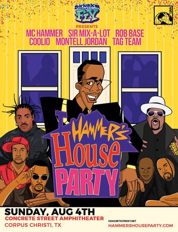 None - MC Hammer's House Party