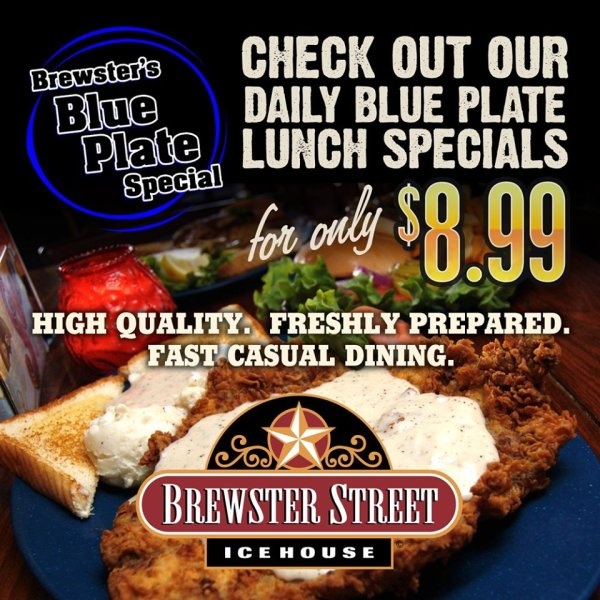 None - Win a Brewster Street Icehouse Gift Card for Happy Hour!