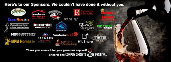 None - 4th Annual Corpus Christi Food and Wine Festival