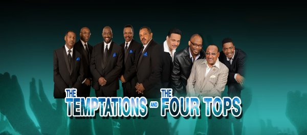 None - The Temptations with the Four Tops