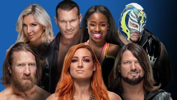 None - Win WWE Smackdown Tickets