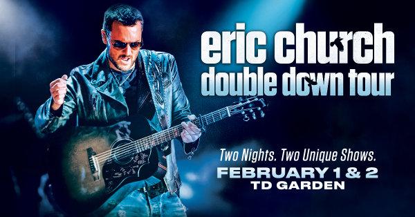 None - Eric Church: Double Down Tour