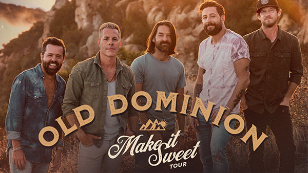 None - Old Dominion: Make It Sweet Tour