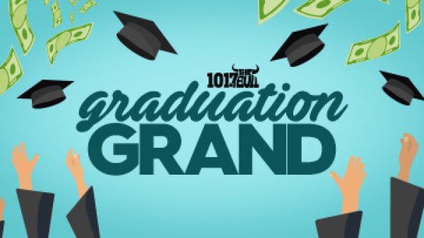None -   Graduation Grand on 101.7 The Bull