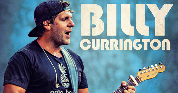 None -  See Billy Currington Live In Concert