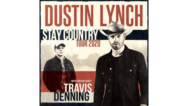 None - Dustin Lynch: Stay Country Tour 2020