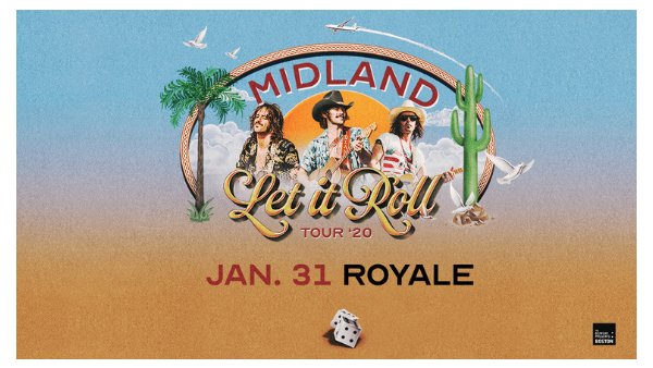 None - Midland: Let It Roll Tour 2020