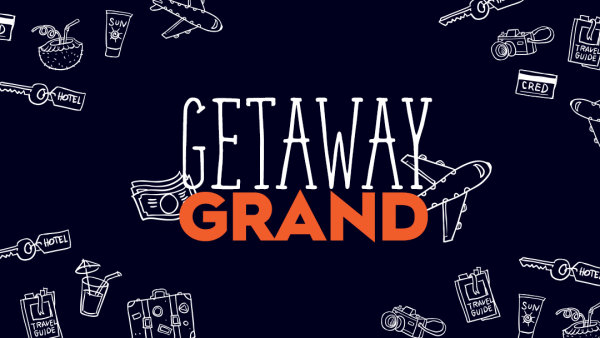 None -   Getaway Grand on 101.7 The Bull