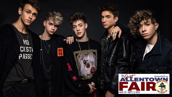 None - Win Tickets for WHY DON'T WE!