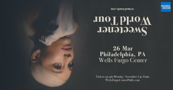 None - Register To Win Ariana Grande Tickets!
