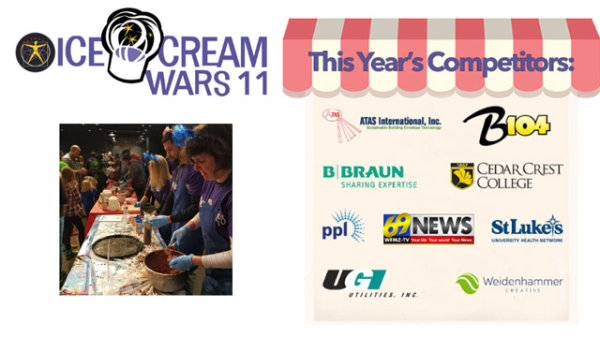 None - Win Your Passes to Ice Cream Wars 11.0 At DaVinci Science Center!