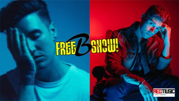 None -  'Free B Show' Logan Henderson and Jake Miller