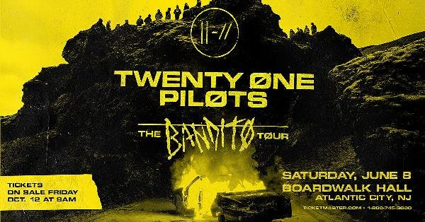 None - AMOE: Mike And Steph's Night Out To 21 Pilots!