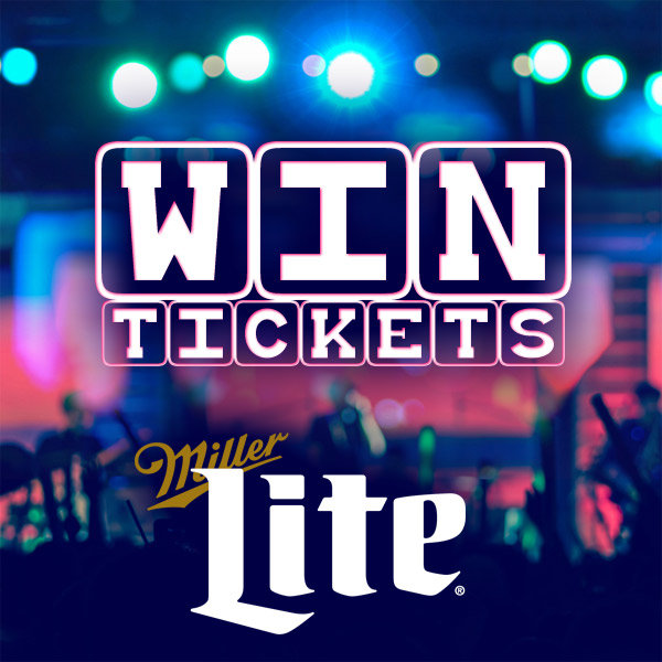 None - Win Tickets To See William Ryan Key with Miller Lite!