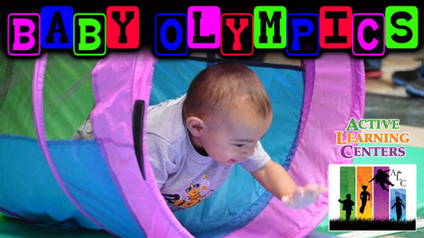 None - B104 Baby Olympics-Sign Up Your Toddler!