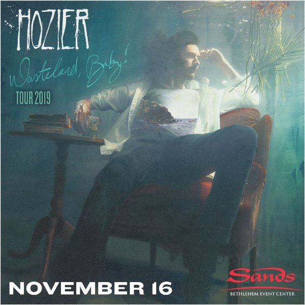 None - Register To Win Hozier Tickets at SBEC!