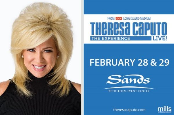 None - Top 9 at 9: Win Theresa Caputo Tickets!