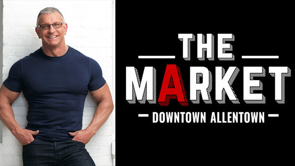 None - Celebrate the Opening of the Downtown Allentown Market & Meet Robert Irvine!