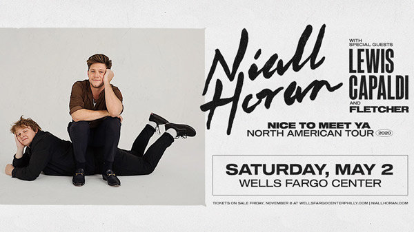 None - Win Tickets To Niall Horan in Philly!