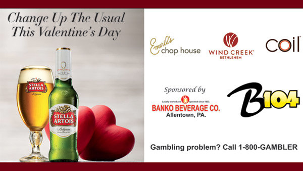 None - Win a Stella Valentine's Day Package!
