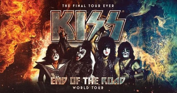 None -   KISS End of the Road World Tour Tickets Charlotte