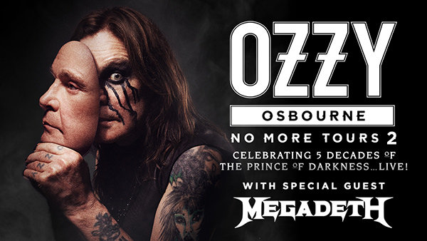 None - Ozzy Osbourne No More Tour 2 Tickets