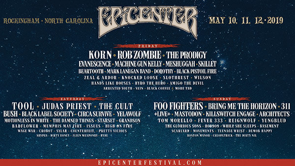 None -  Epicenter Weekend Passes