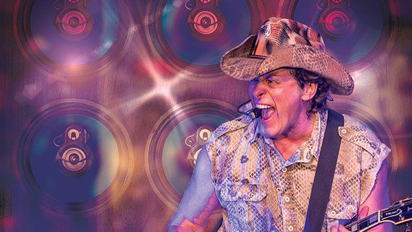 None -  Ted Nugent The Music Made Me Do It Again! Tour Tickets