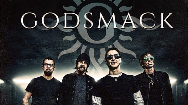 None - Godsmack 2019 Summer Tour