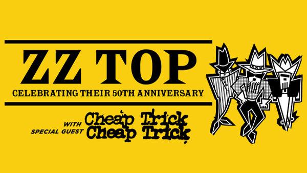 None - ZZ Top's 50th Anniversary Tour Tickets
