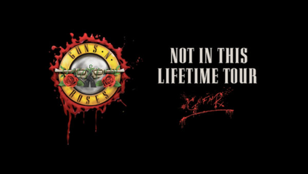 None - Guns N' Roses Not In This Lifetime Tour Charlotte Tickets