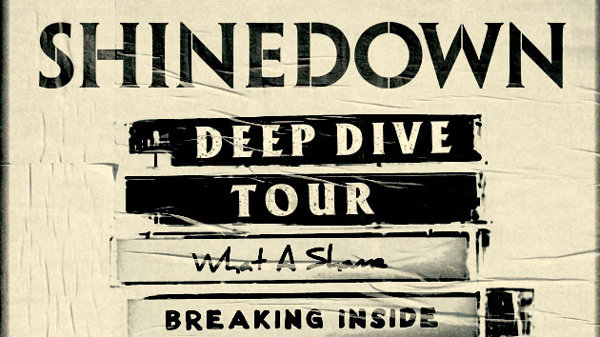 None - Shinedown at Piedmont Hall Tickets