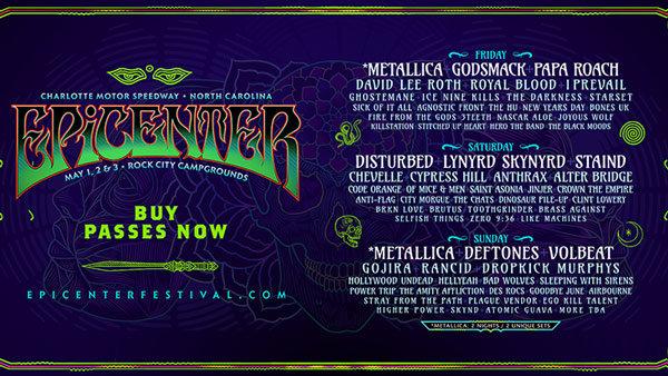 None - Epicenter Festival 2020