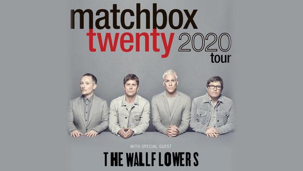 None - Matchbox Twenty 2020 Tour