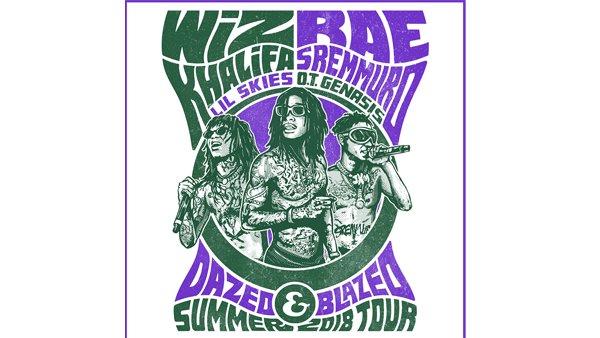 Win Tickets To See Wiz Khalifa & Rae Sremmurd!