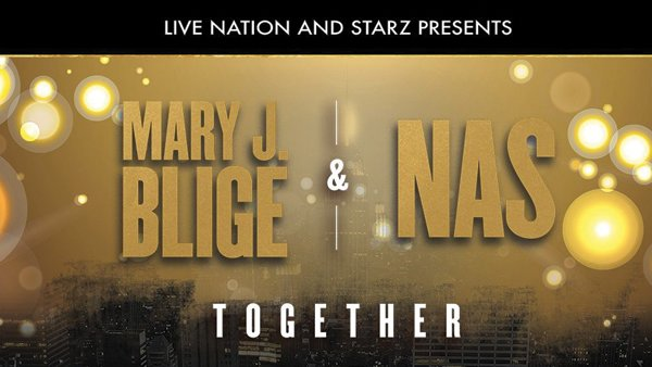 None -   Mary J. Blige & Nas Together