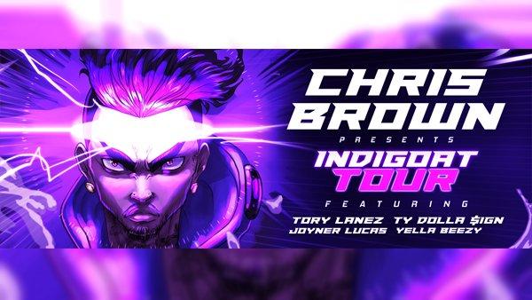 None - CHRIS BROWN PRESENTS: INDIGOAT TOUR
